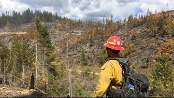 Prospect Fire 100 percent contained after burning 333 acres