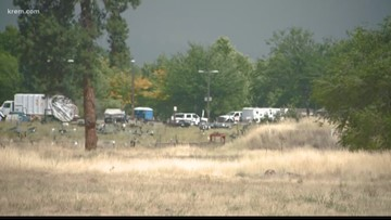 Williams Flats Fire grows again to more than 34,000 acres, 25 percent containment