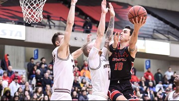 Eastern men drop important Big Sky match up with Montana