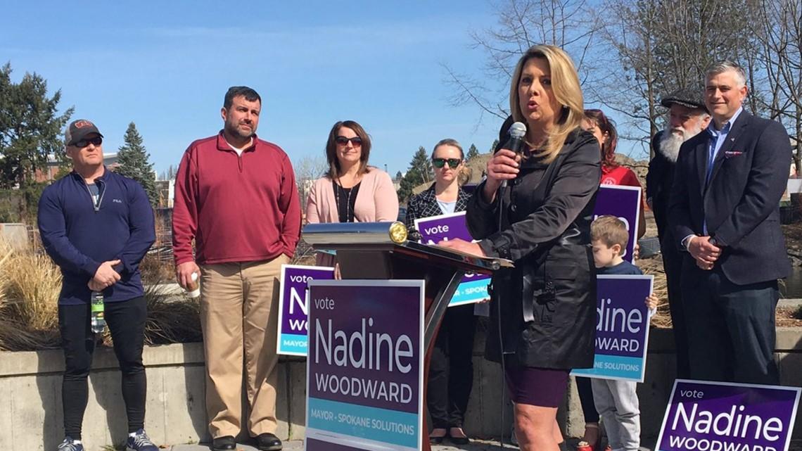 Spokane area groups criticize Nadine Woodward for calling undocumented immigrants 'illegals'