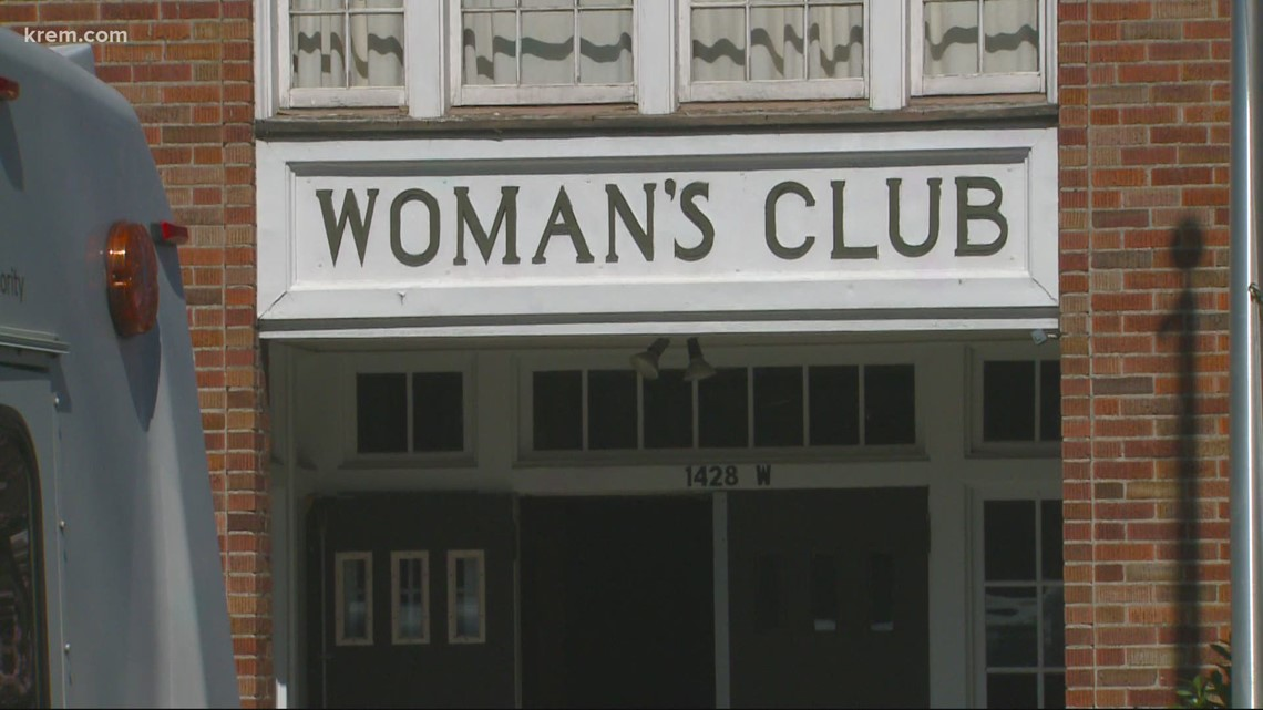 Controversy with homeless shelter operating out of Woman's Club of Spokane