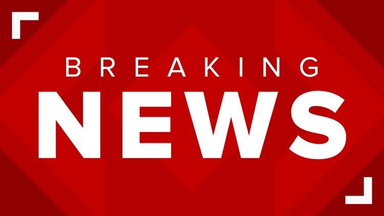 Two students injured in crash involving school bus, logging truck north of Spokane