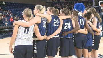 Gonzaga women's basketball falls to No. 1 Notre Dame