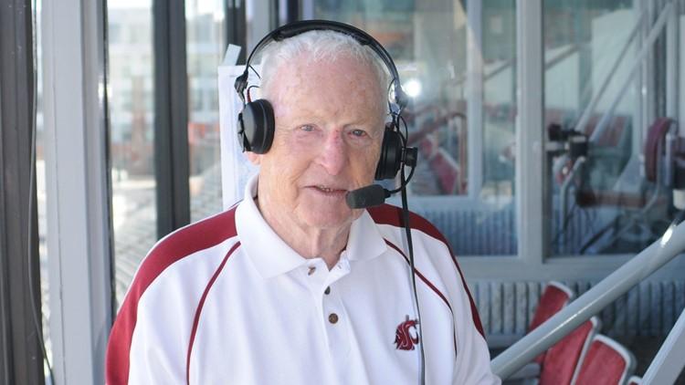 Legendary WSU announcer Bob Robertson passes away at 91