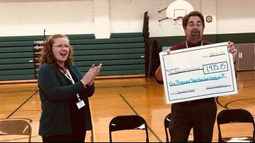 N. Idaho students raise nearly $2K for Hurricane Florence relief