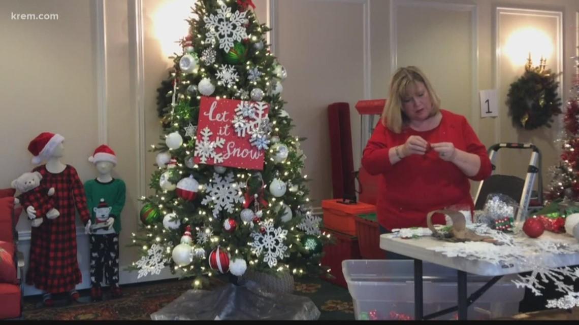 Davenport Hotel Christmas Tree Elegance 2021 Christmas Tree Elegance Begins At Spokane S Davenport Hotel Krem Com