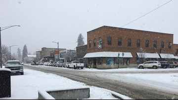 Fresh blanket of snow brings about mixed feelings for Bonner Co. commuters, skiers