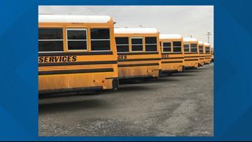 Growth in Spokane economy bus driver shortage
