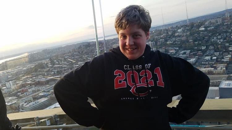 'I regret letting him go to school': Cheney High School senior hospitalized with COVID-19