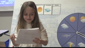 KREM in the Classroom: Colbert Elementary School (4-2-18)