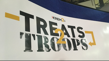 Treats 2 Troops 2018