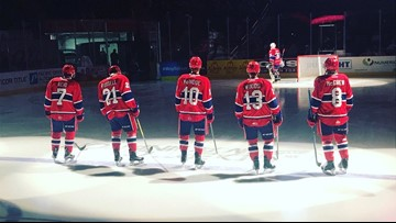 Chiefs wrap up a five game home stand with three games within U.S. division this week