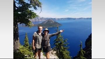 Spokane woman loses 30 pounds hiking Pacific Crest Trail