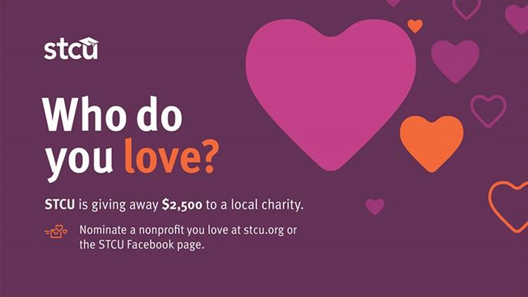 Who Do You Love? Nominate a non-profit