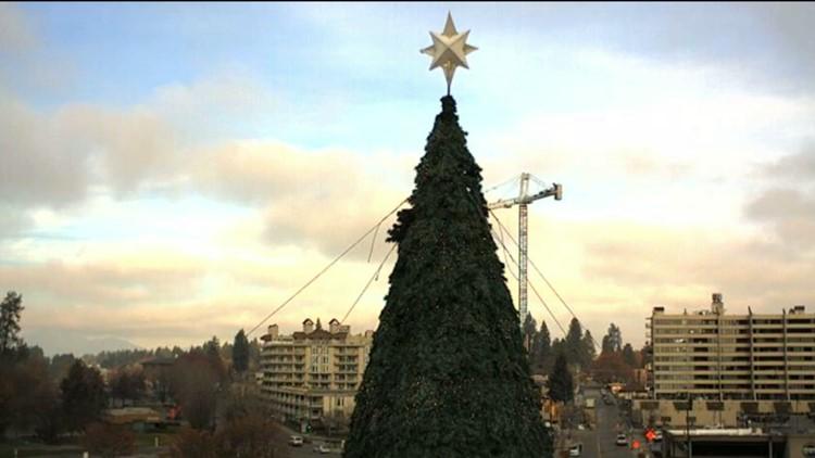 CDA christmas tree