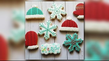 Spokane bakers compete on Food Network's 'Christmas Cookie Challenge'
