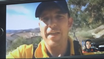 Spokane Co. fire captain travels to California to battle the Woolsey fire
