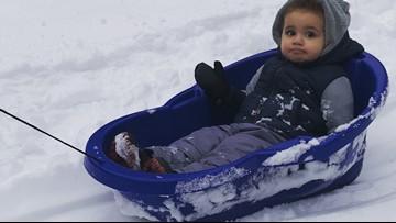 Stay-at-home moms brace for Spokane winter