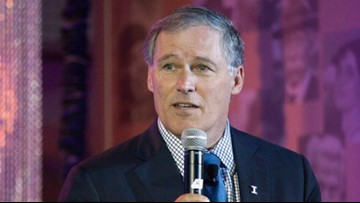 Governor Jay Inslee raises $112,500 for possible White House bid