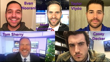 Vote: Which KREM employee will grow the best beard for No Shave November?