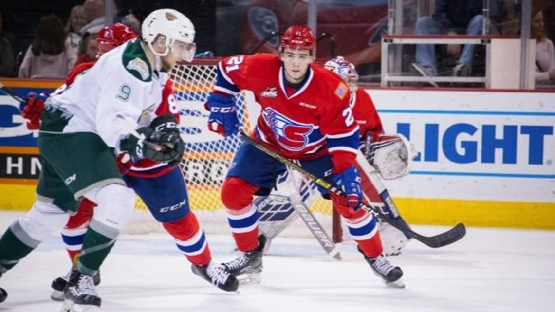 Spokane Chiefs go 2-1 during hectic weekend
