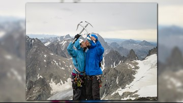 Spokane couple climbs highest point in all 50 states