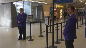 Spokane Airport deploys new passenger assistant program