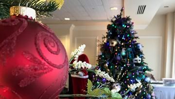 Army of volunteers creates Christmas Tree Elegance in Spokane