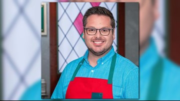 Spokane chef Ricky Webster will compete on Hallmark baking show