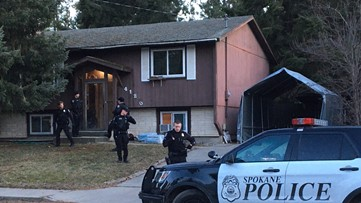 Suspect in domestic violence shooting on South Hill released without bond