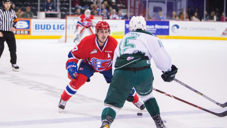 CHIEFS BLOG: Spokane goes 2-2 over four games in five nights
