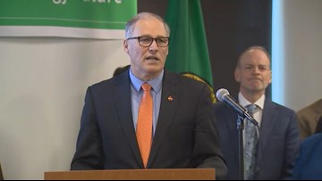 Inslee wants 100 percent clean energy in Washington by 2045