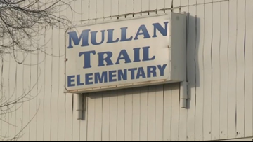 Post Falls elementary school starts lunch without lights