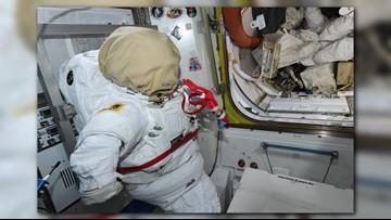 Spokane astronaut Anne McClain preparing for Christmas in space
