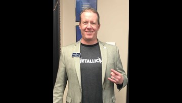 SCC President, Metallica super fan 'honored' by $100,000 grant