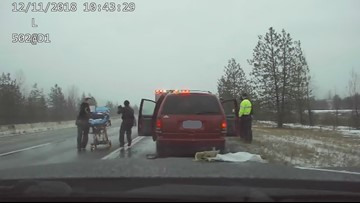 Idaho state troopers credited with saving boy's life in Shoshone Co.