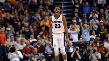 Gonzaga's Zach Norvell Jr. declares for the NBA Draft