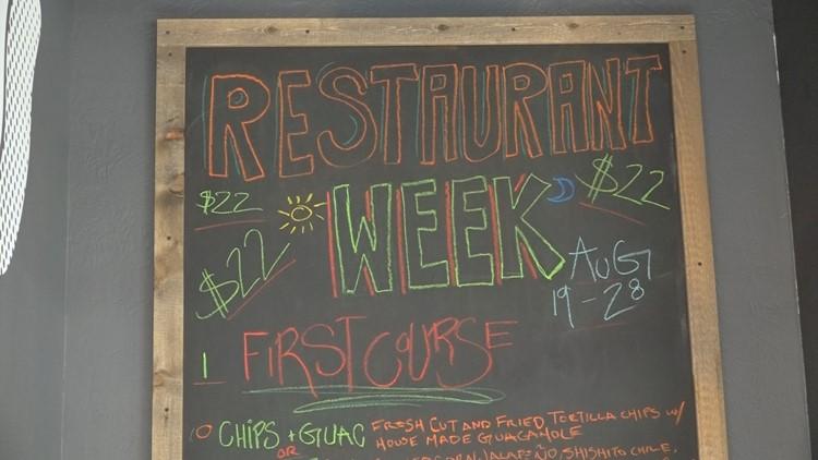 'Restaurants in this city need help, need patience': Mask mandates, staffing create unique Spokane Restaurant Week