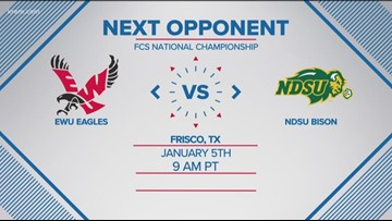 Eastern Eags lock in their spot for FCS national championship