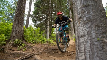 Silver Mountain Bike Park opens for season on Memorial Day weekend