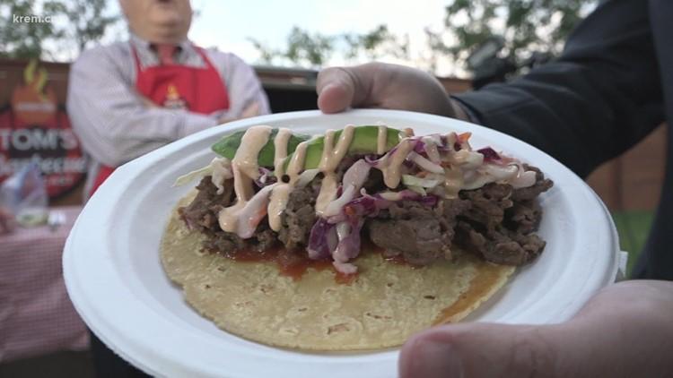 Tom's BBQ Forecast: Korean Beef Tacos