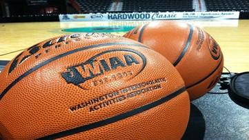Washington and Idaho high school basketball state championships