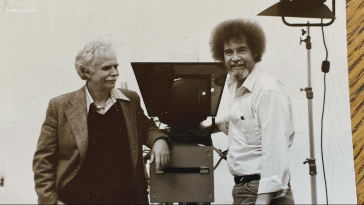 Bob Ross documentary shows the famous painter's ties to Spokane