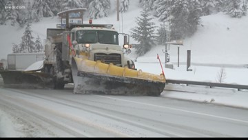 Post Falls offering $2,500 bonus for people to drive snow plows this winter