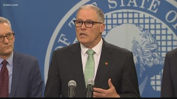 Inslee waives some health and child care licensing requirements during outbreak