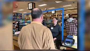 Rosauers stores to install plexiglass barriers between customers and employees at checkstands