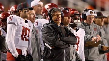 'Quick on their feet': WSU Coach Leach talks HBO crews following the team this week