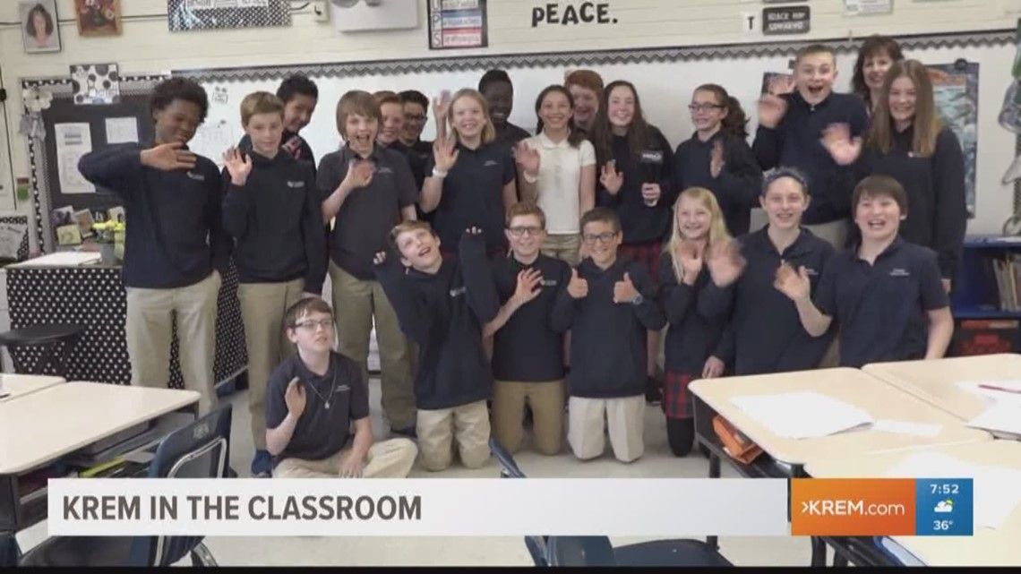 KREM in the Classroom (4-19-18)