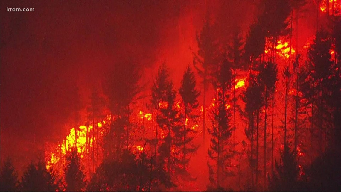 Scorched Earth: Wildfire smoke effecting climate across the U.S.