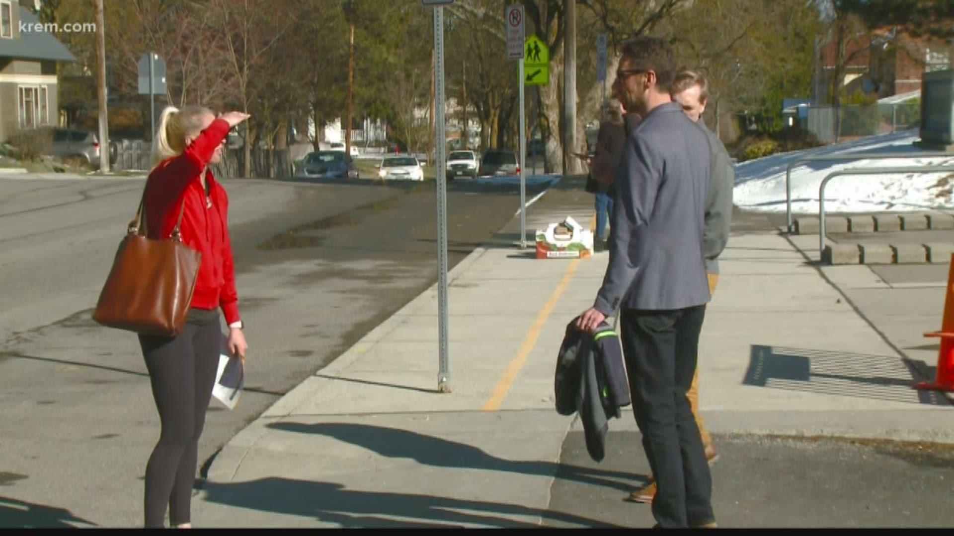Spokane Public Schools offers grab and go meals starting today   krem.com